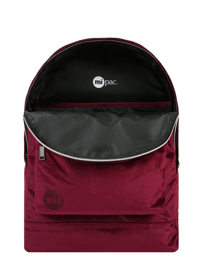 Mi-Pac Backpack - Velvet Garnet