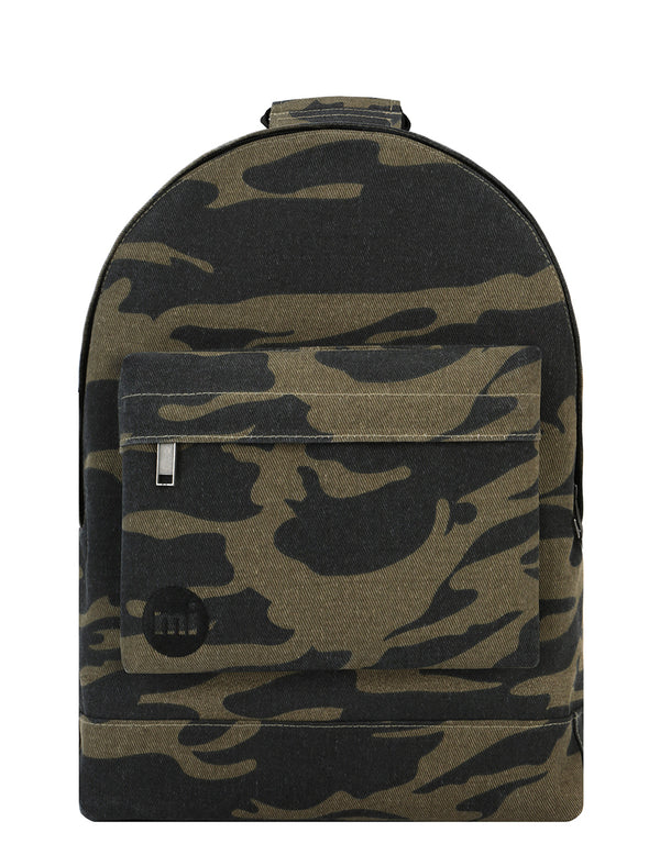 Mi-Pac Backpack - Canvas Camo Khaki