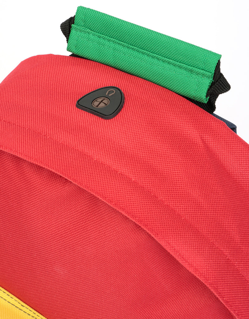 Mi-Pac Mini - Colour Block Red/Navy