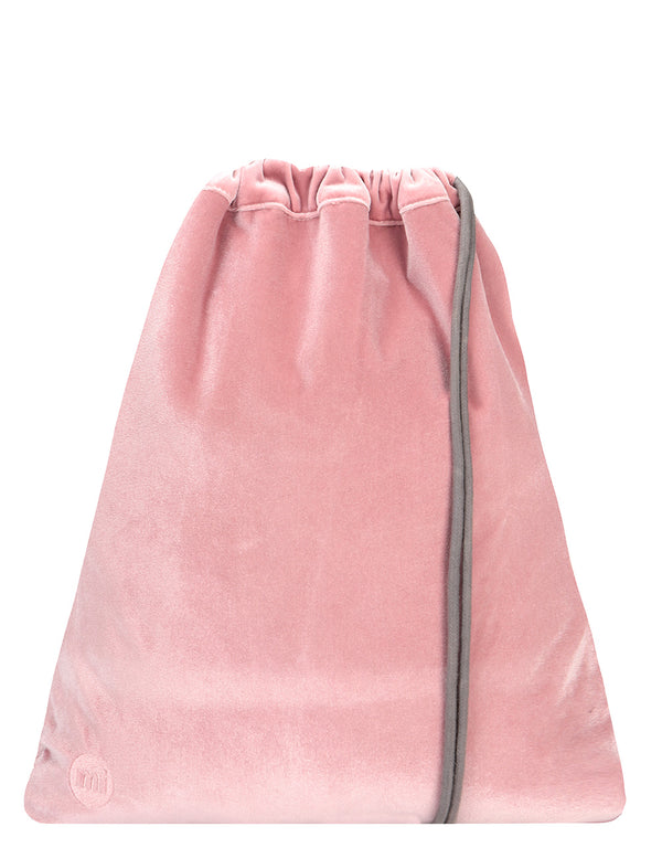 Mi-Pac Kit Bag - Velvet Dusty Pink