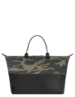 Mi-Pac Weekender - 50/50 Canvas Camo Tumbled Khaki/Black