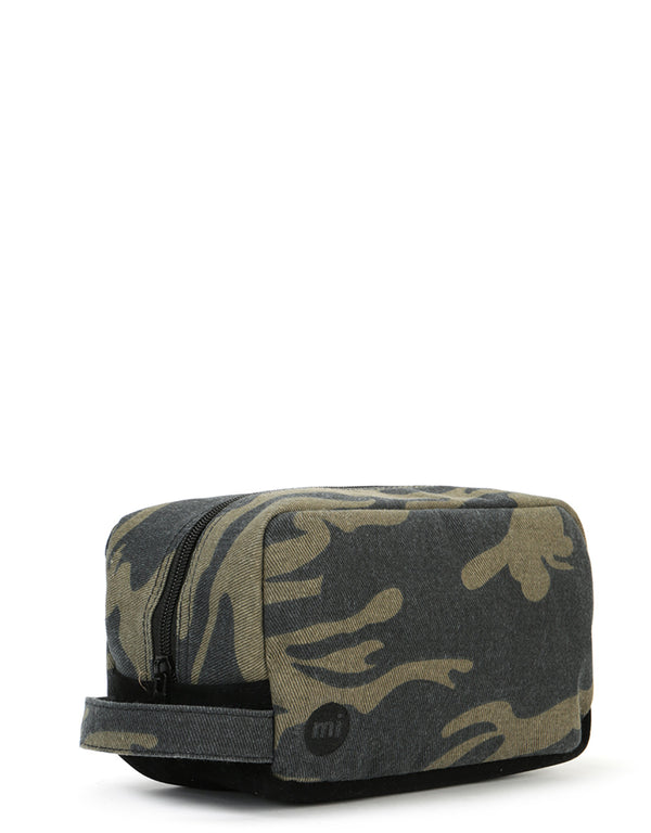 Mi-Pac Travel Kit - Canvas Canvas Camo