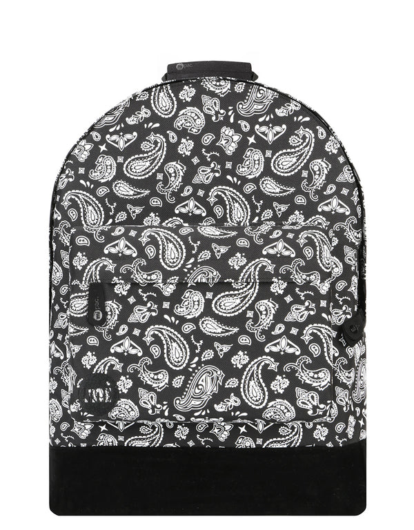 Mi-Pac Backpack - All Bandana Black