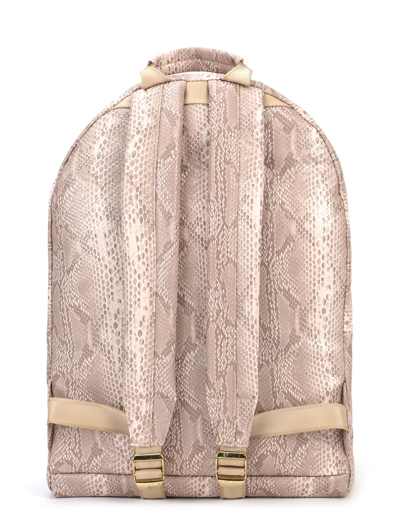 Mi-Pac Gold Backpack - Snake Natural