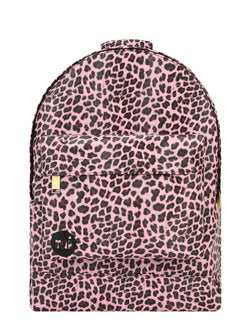 Mi-Pac Gold Backpack - Cheetah Pink