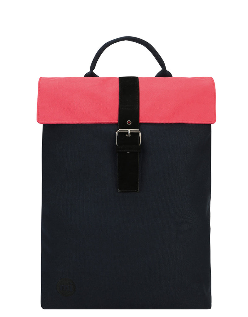 Mi-Pac Day Pack - Contrast Canvas Blue Black/Washed Red