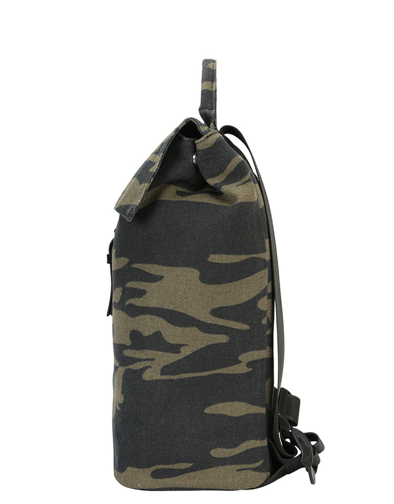 Mi-Pac Day Pack - Canvas Camo Khaki