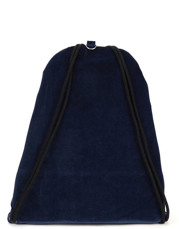 Mi-Pac Kit Bag - Velvet Blue Black