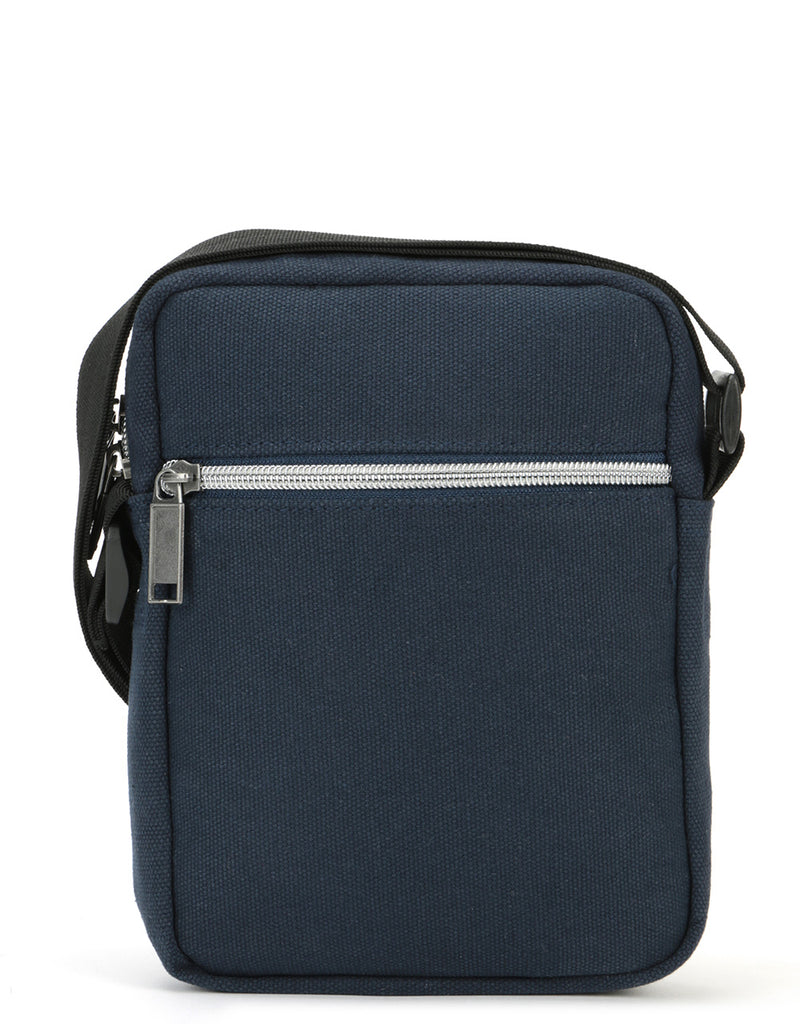 Mi-Pac Flight Bag - Canvas Blue Black