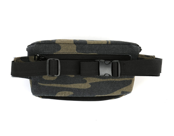 Mi-Pac Bum Bag - Canvas Camo Khaki