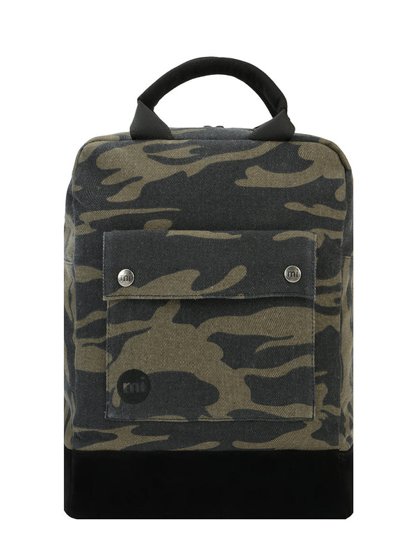 Mi-Pac Tote Backpack - Canvas Camo Khaki