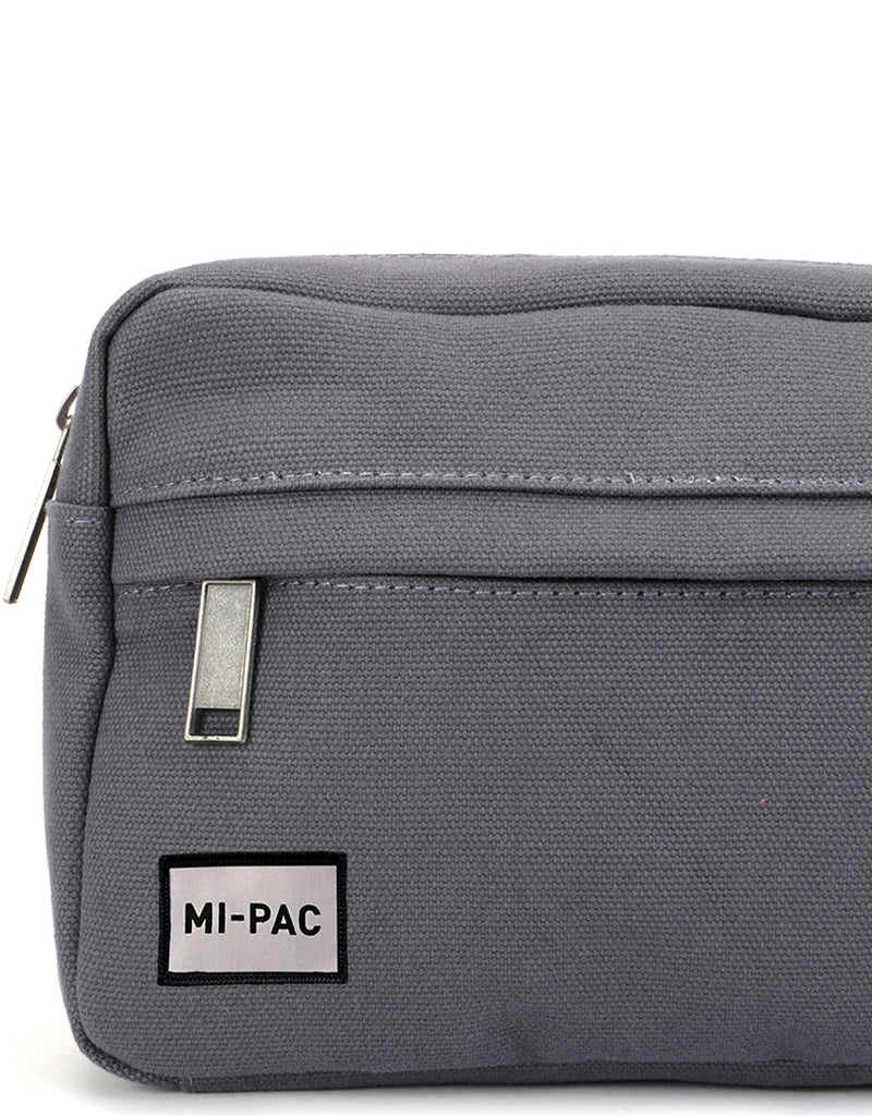 Mi-Pac Street Pac - Canvas Charcoal