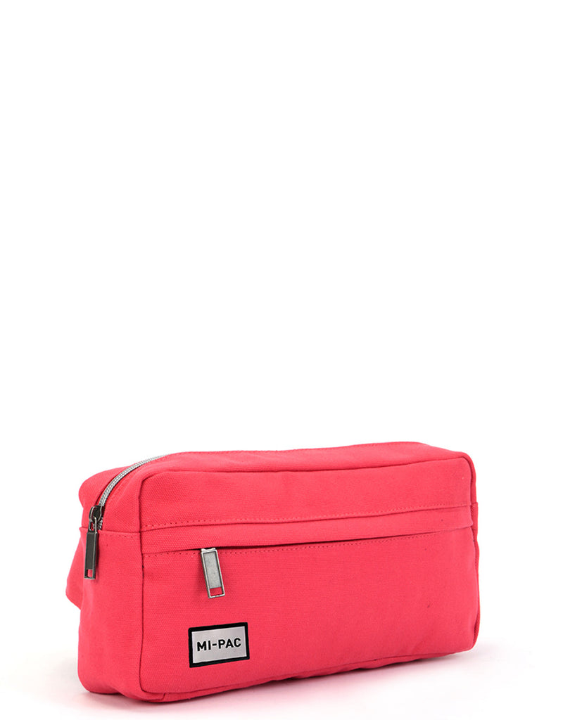 Mi-Pac Street Pac - Canvas Washed Red