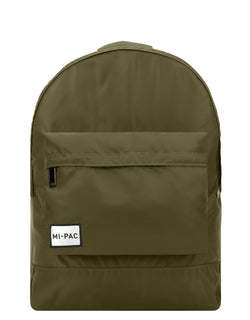Mi-Pac Nylon Backpack - Khaki