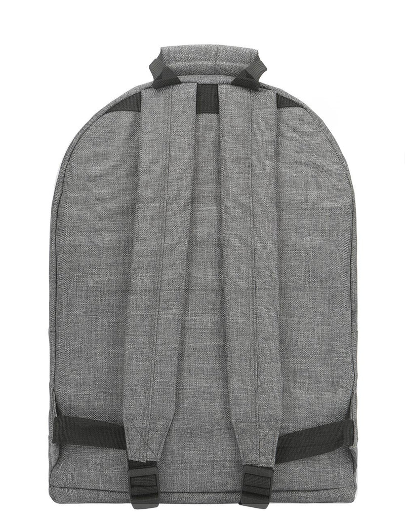 Mi-Pac Crosshatch Backpack - Grey