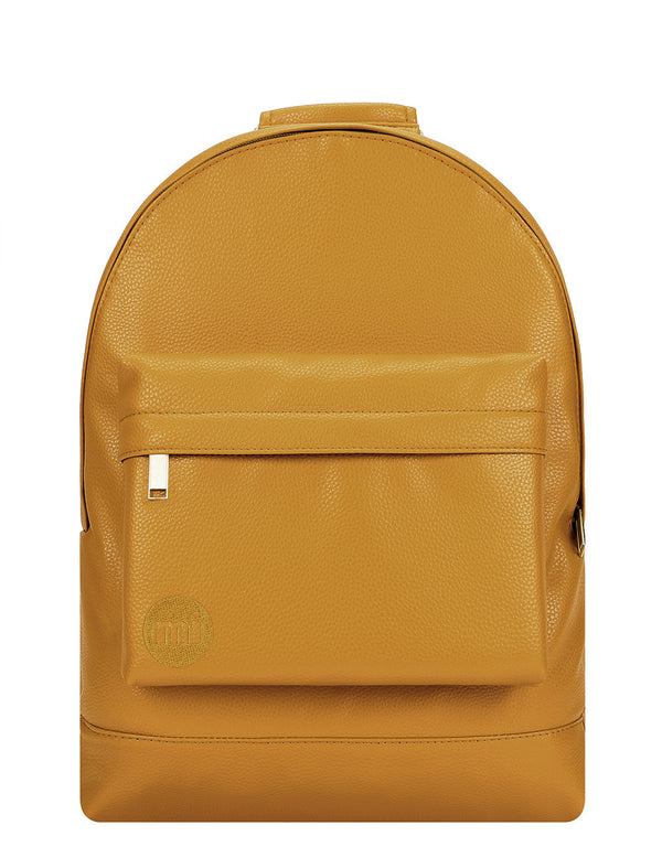 Mi-Pac Tumbled Backpack - Mustard