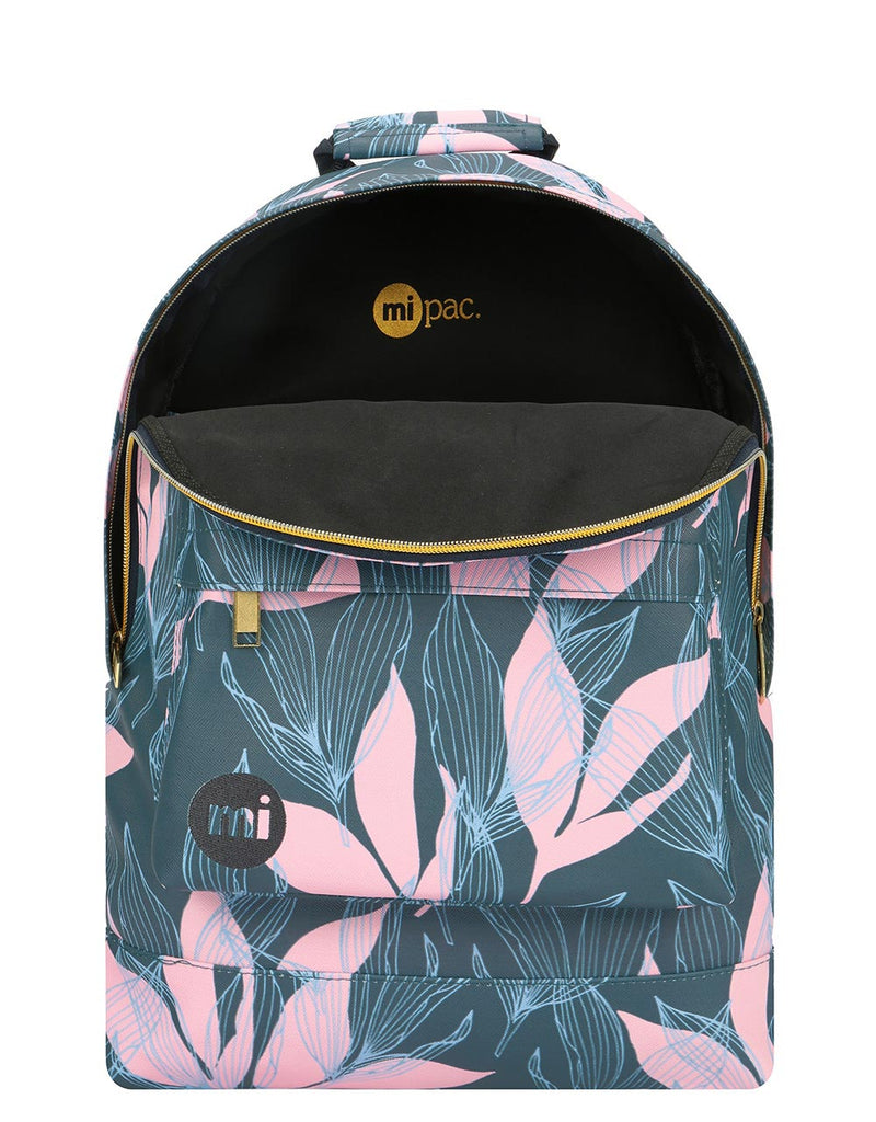 Mi-Pac Linier Lily Backpack - Blue/Pink