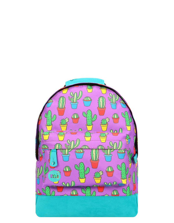 Mi-Pac Cacti Mini Backpack - Magenta