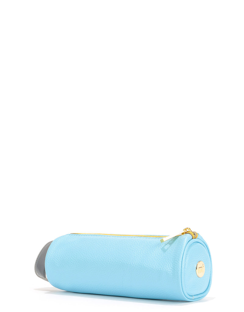 Mi-Pac Tumbled Pencil Case - Sky Blue
