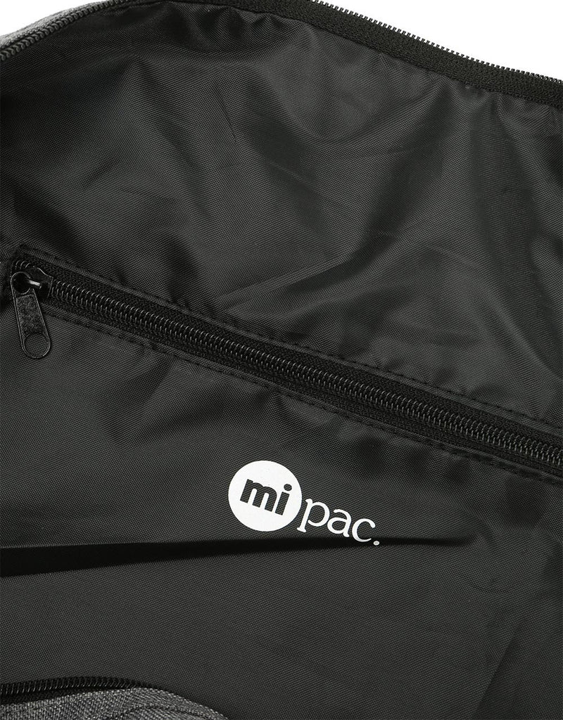 Mi-Pac Crosshatch Duffel - Grey