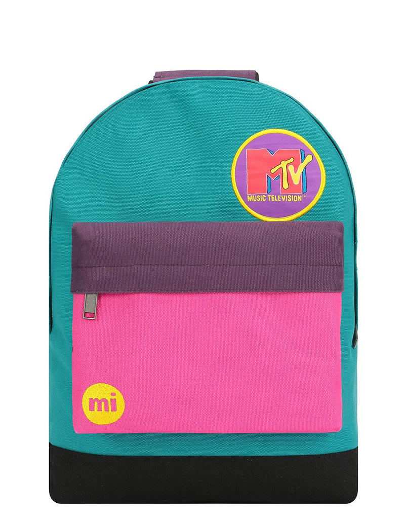 Mi-Pac x MTV Backpack - Ski Blocking