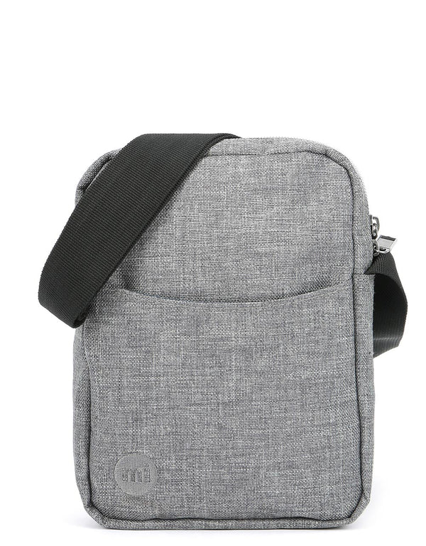 Mi-Pac Crosshatch Flight Bag - Grey