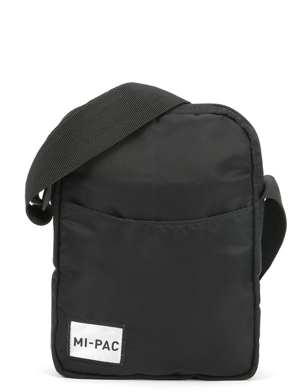 Mi-Pac Nylon Flight Bag - Black