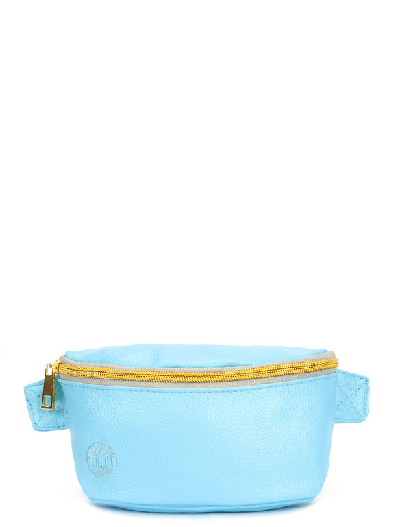 Mi-Pac Tumbled Bum Bag - Sky Blue