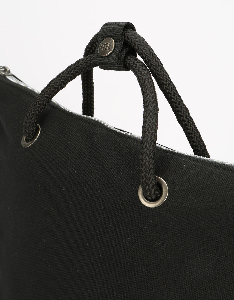 Mi-Pac Canvas Rope Pack - Black