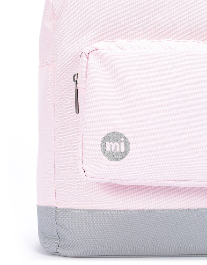 Mi-Pac Decon Classic Tote Backpack - Blush/Grey