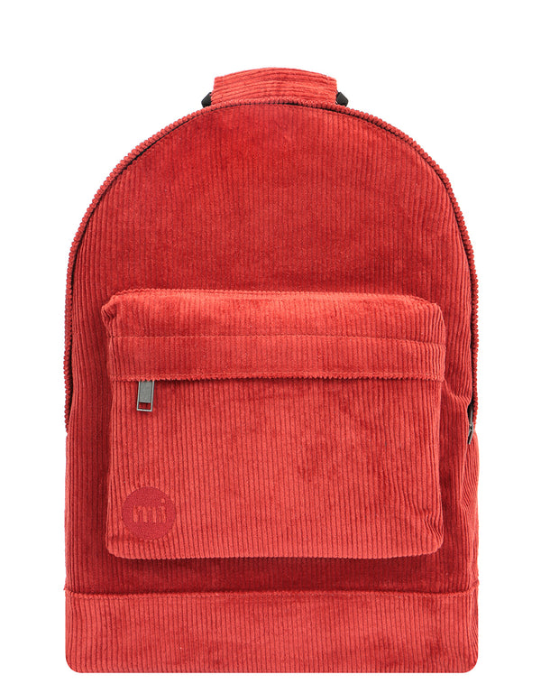 Mi-Pac Corduroy Backpack - Burnt Orange