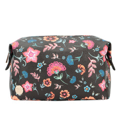 Mi-Pac Wash Bag Crafted Folk - Black