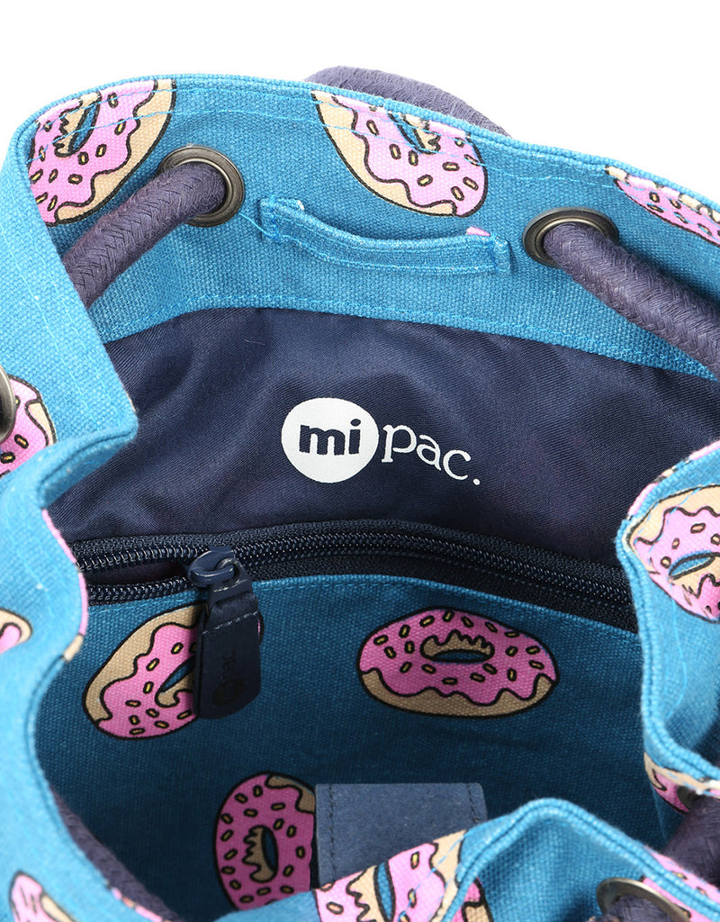 Mi-Pac Swing Bag - Doughnuts Navy