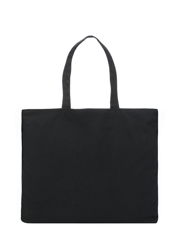 Mi-Pac Canvas Giant Shopper - Black