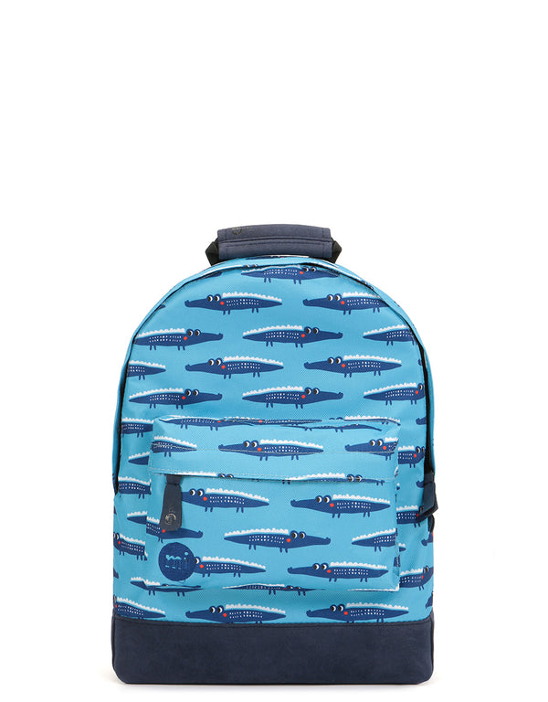 Mi-Pac Crocodiles Mini Backpack - Blue