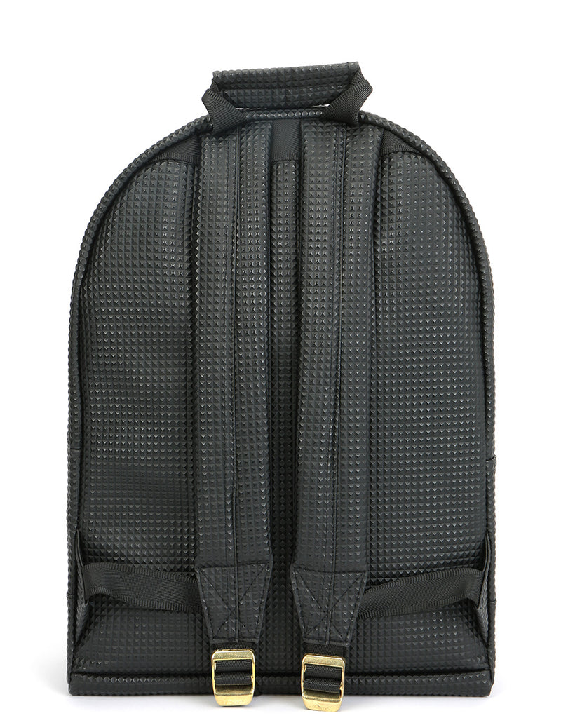 Mi-Pac Gold Microprism Backpack - Black