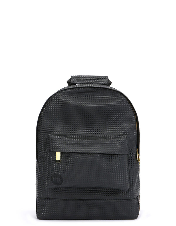 483165fdf ... Mi-Pac Gold Microprism Mini Backpack - Black