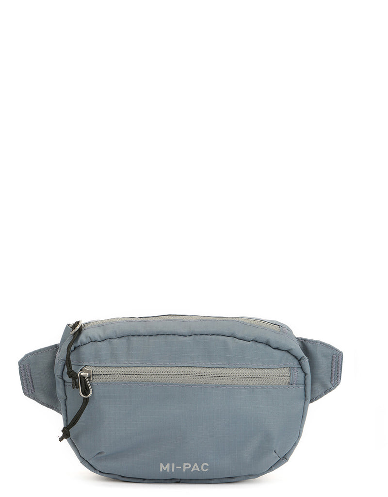 Mi-Pac Nylon Ripstop Hip Pack - Grey