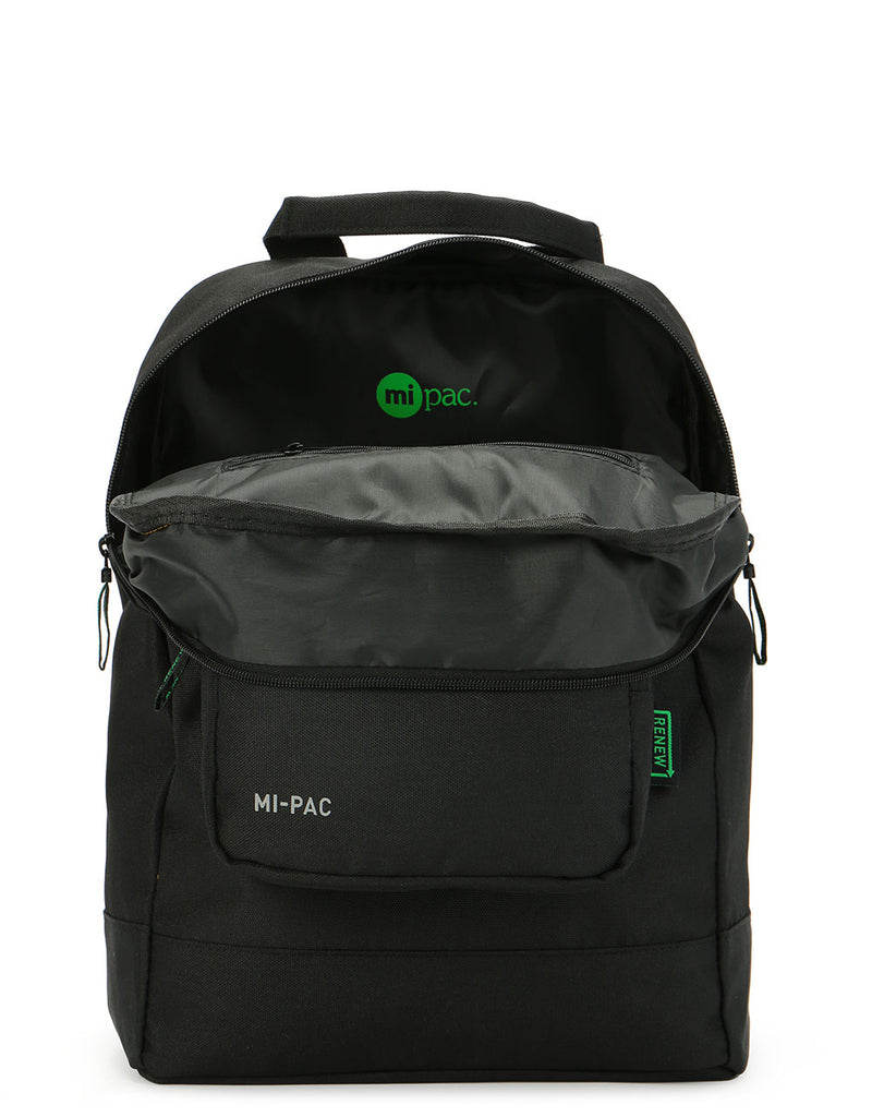 Mi-Pac Renew Tote Backpack Decon Classic  - Black