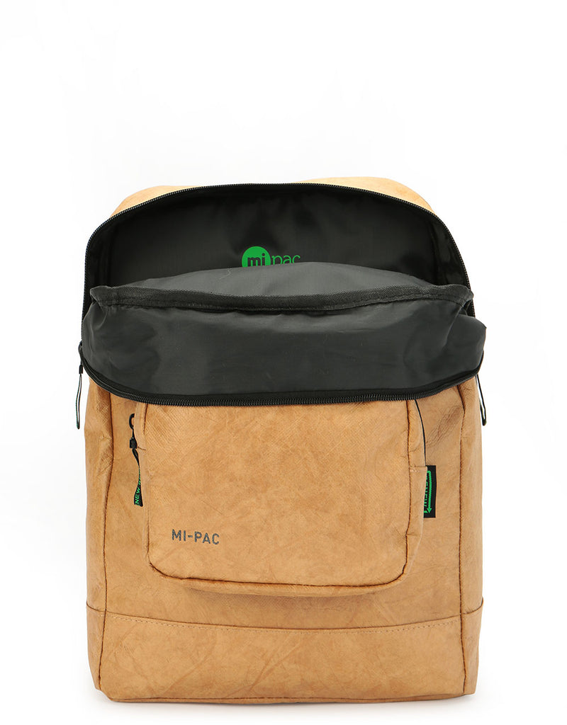 Mi-Pac Renew Tote Backpack Decon Tyvek - Tan
