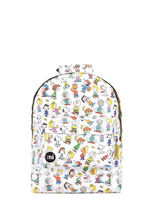 Mi-Pac x Peanuts Mini Backpack - Gang