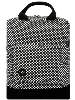 Mi-Pac Decon Microdot Tote Backpack - Black