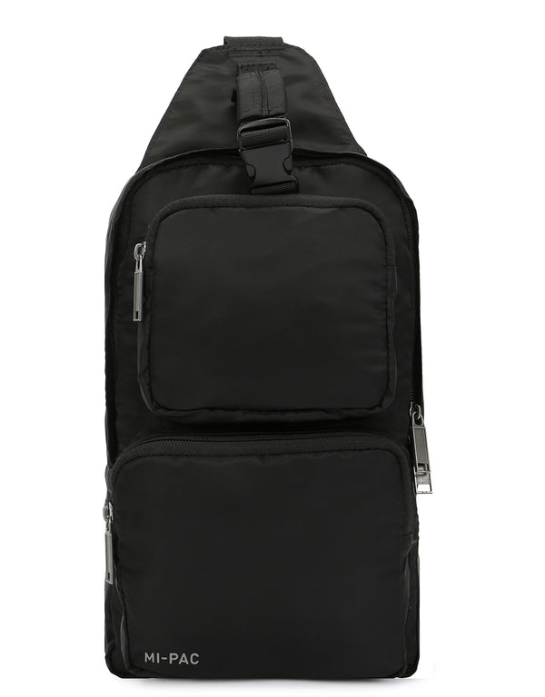 Mi-Pac Nylon Task Bag - Black