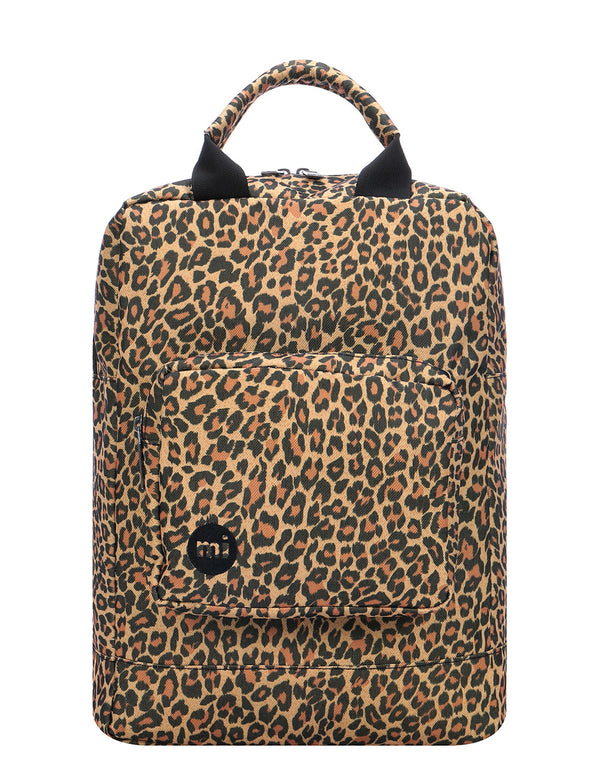 Mi-Pac Tote Backpack Decon - Leopard Tan