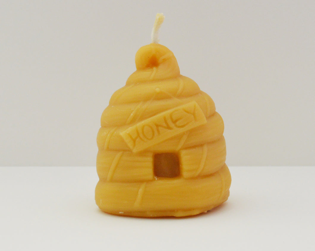 HONEY BEEHIVE CANDLE