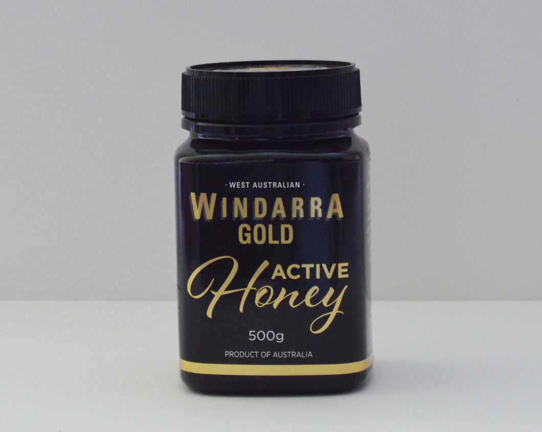ACTIVE HONEY TA31.2 - 500g NETT