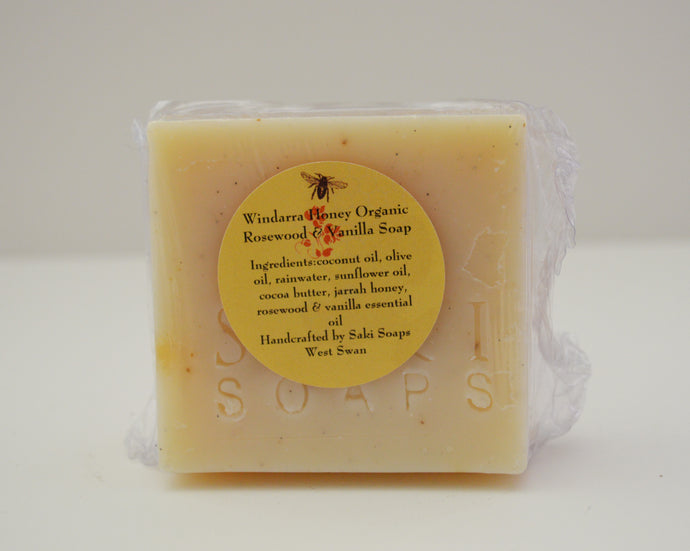 WINDARRA HONEY ORGANIC SOAP