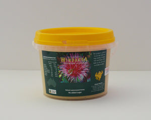 CREAMED HONEY GINGER 900g NETT
