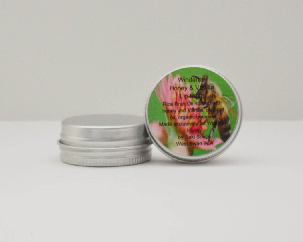 WINDARRA HONEY & VANILLA LIP BALM