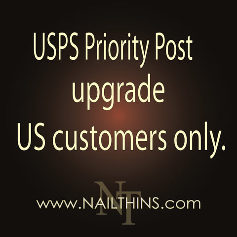 Upgraded Shipping & Handling for US Customers USPS Priority Post